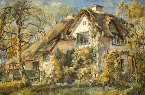 Margaret Thomas - Old Cottage