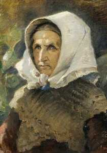 Margaret Thomas - Danish Peasant Woman