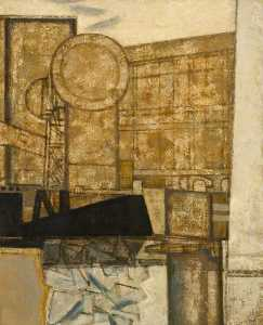 Prunella Clough - An Industrial View