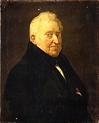 PHILIPPE HENRI SCHUNCK (1757 1847) by Georges Rouget (1783-1869) | Art Reproductions Georges Rouget | WahooArt.com