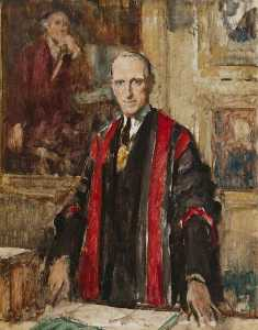 Francis Edwin Hodge - Alfred Edward (1880–1958), Lord Webb Johnson of Stoke on Trent