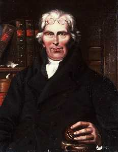 William Roos - Reverend John Williams -Yr Hen Syr- (1745–1818)
