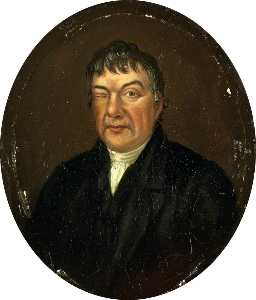 William Roos - Reverend Christmas Evans (1766–1838)
