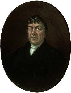 William Roos - Christmas Evans (1766–1838)