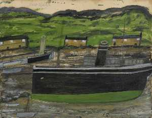 Alfred Wallis - Low Water