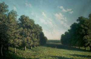 Algernon Cecil Newton - The Avenue
