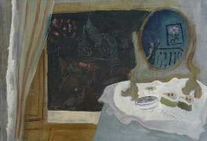 Ben Nicholson - 1930 (Christmas night)