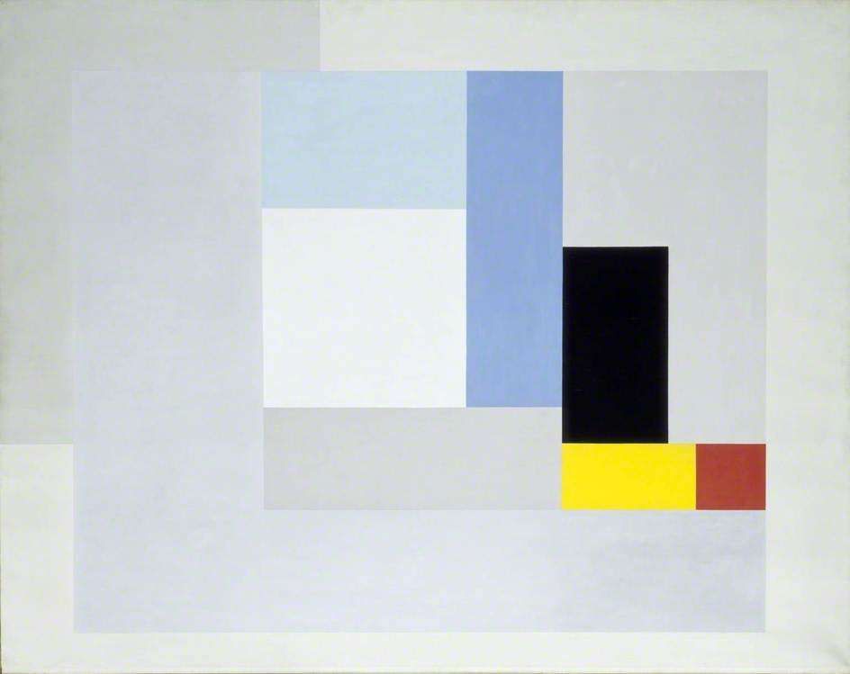 June 1937 (painting), Oil On Canvas by Ben Nicholson (1894-1982, United Kingdom)