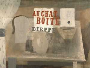 Ben Nicholson - 1932 (Au Chat Botté)