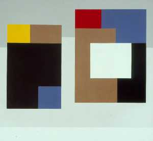 Ben Nicholson - 1940–42 (two forms)