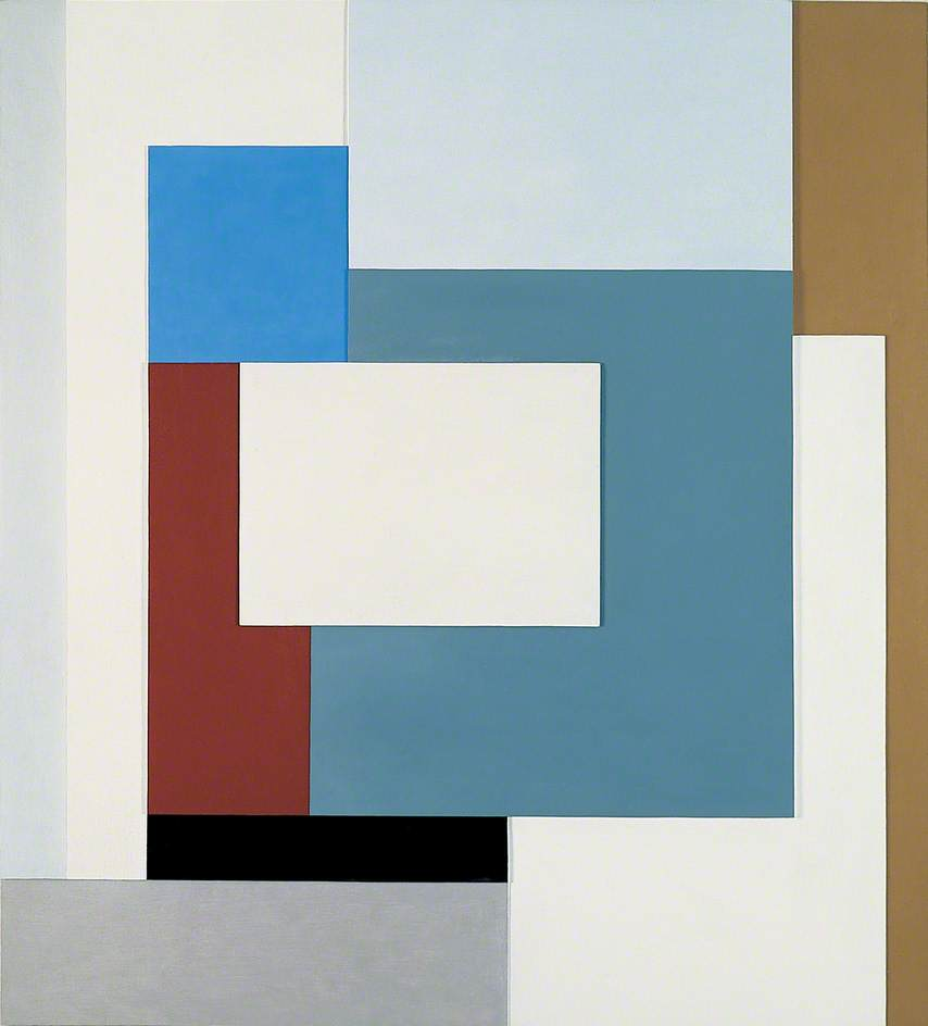 1939 (painted relief), Carved by Ben Nicholson (1894-1982, United Kingdom)
