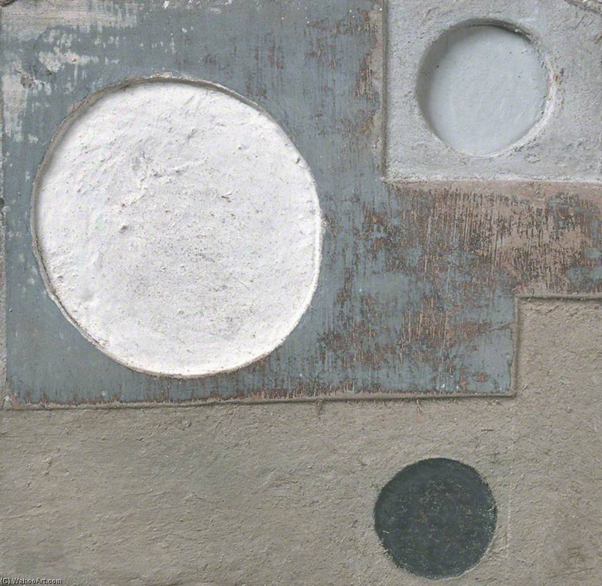 1934 (relief), 1934 by Ben Nicholson (1894-1982, United Kingdom) | Oil Painting | WahooArt.com