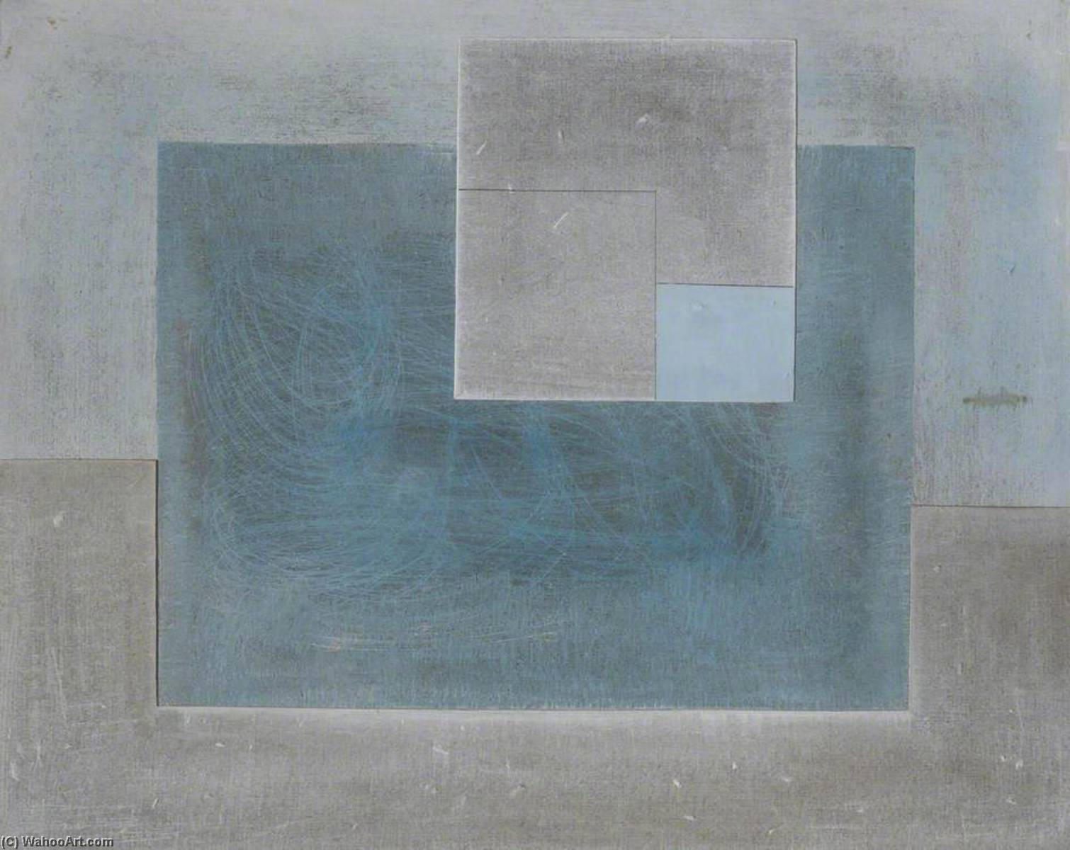 March 1962 (Argos) by Ben Nicholson (1894-1982, United Kingdom) |  | WahooArt.com