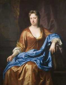 Jonathan Richardson The Elder - Elizabeth, 1st Countess of Aylesford (d.1743)