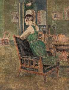 Harry Rutherford - The Model, Sickert's Class