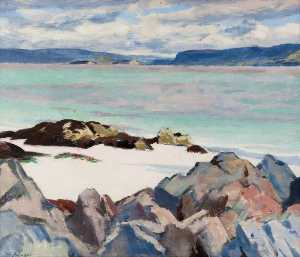 Francis Campbell Boileau Cadell - Loch na Keal