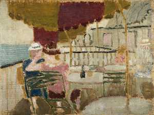 Victor Pasmore - The Palace Pier, Brighton