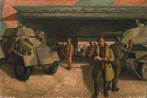 Harry Morley - The Tank Park