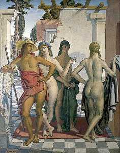 Harry Morley - The Judgement of Paris