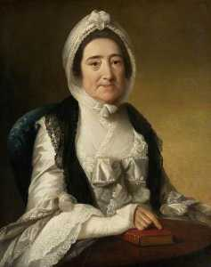 Johann Zoffany - Mrs Maintrew