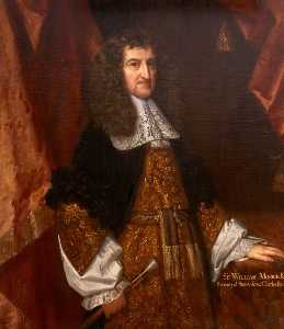 Jacob Huysmans - Sir William Morice (1602–1676), PC, MP