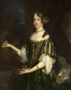 Jacob Huysmans - Mary Langham (1653 1654–1690 1691), Countess of Warrington