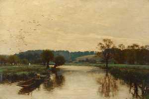 Alfred William Parsons