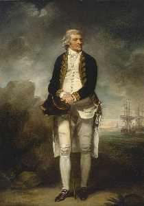 Henry Singleton - Sir Edward Vernon (1723–1794)
