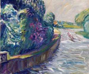 Nick Schlee - Near Iffley Lock, Oxfordshire