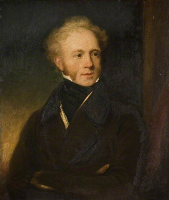 Joseph Goodyear (1797–1839), Oil On Canvas by Henry Room