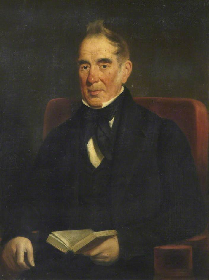 David Dewar, Senior, Oil On Canvas by Henry Room