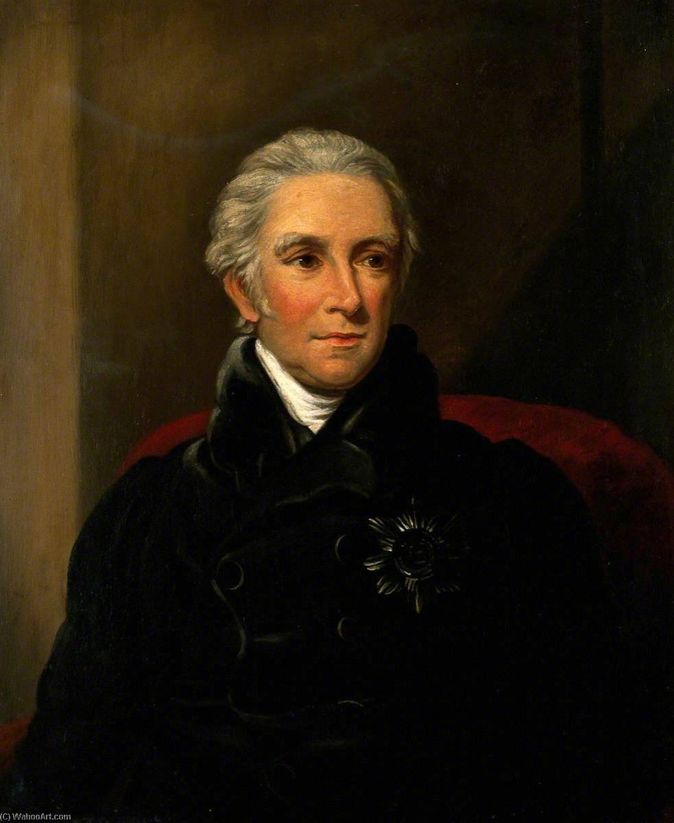Sir Henry Halford (1766–1844), Physician by Henry Room | Art Reproduction | WahooArt.com