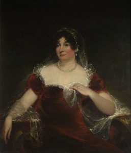 William Armfield Hobday - Lady Elizabeth Smyth (1771–1840)