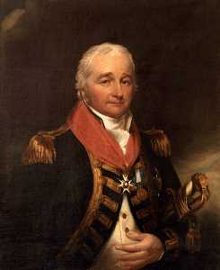John James Halls - Admiral William Essington (1753–1816), KCB