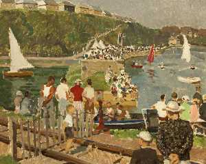 Alethea Garstin - Regatta Day