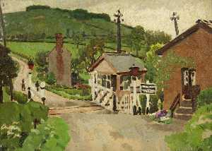 Alethea Garstin - Level Crossing