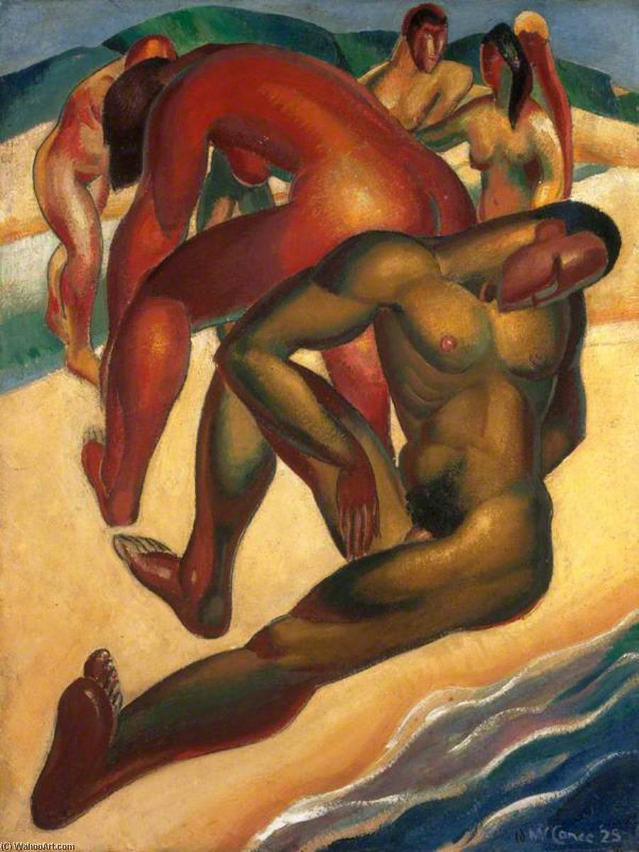 The Awakening, 1925 by William Mccance | Art Reproduction | WahooArt.com