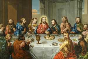 Stephen Elmer - The Last Supper