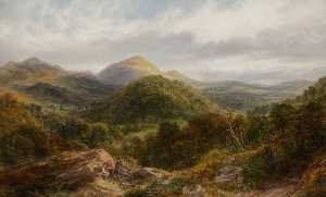 Henry Harris Lines - The British Camp and Herefordshire Beacon