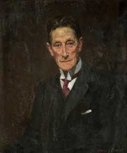 George James Coates - Sir Johnstone Forbes Robertson (1853–1937)