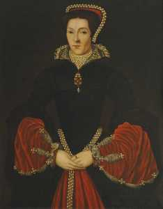 Thomas Smith - Lady Elizabeth Pope, née Blount (formerly Basford, Later Paulet) (c.1515–1593)