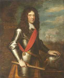 Richard Phillips - Sir John Bennet (1616–1695), Lord Ossulston (copy after an unknown artist)