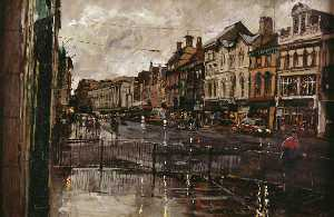 Peter Brown - Up St Mary Street, Brains to Howells