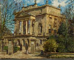 Peter Brown - The Holburne Museum, Bath