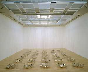 Cornelia Parker - Thirty Pieces of Silver