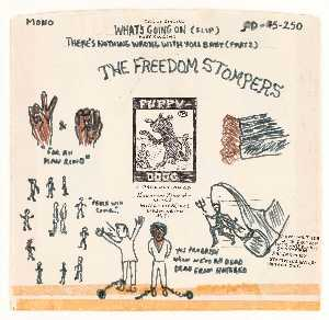 Mingering Mike - THE FREEDOM STOMPERS