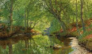Peder Mork Monsted - Forest Stream
