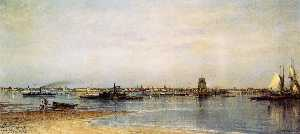 Alexey Petrovich Bogolyubov - The Mouth of the Neva