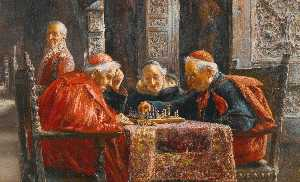 José Gallegos - A Game of Chess