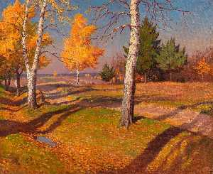 Mikhail Germashev - Indian Summer
